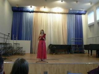 Sara Bareilles-Gravity (Afanasieva Violetta cover)